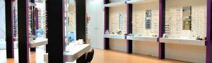 L&F Eyecare Interior of Warragul Optometrists