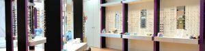 L&F Eyecare Warragul Interior of Practice